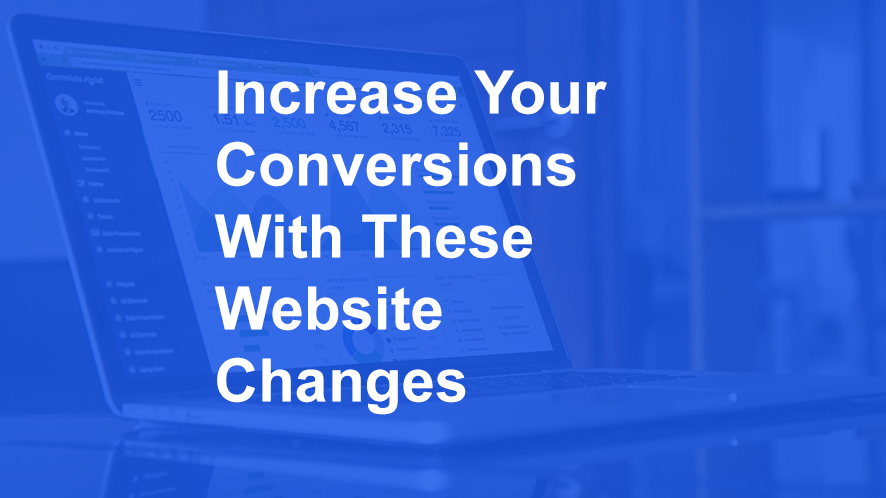 Increase your websites conversion rates